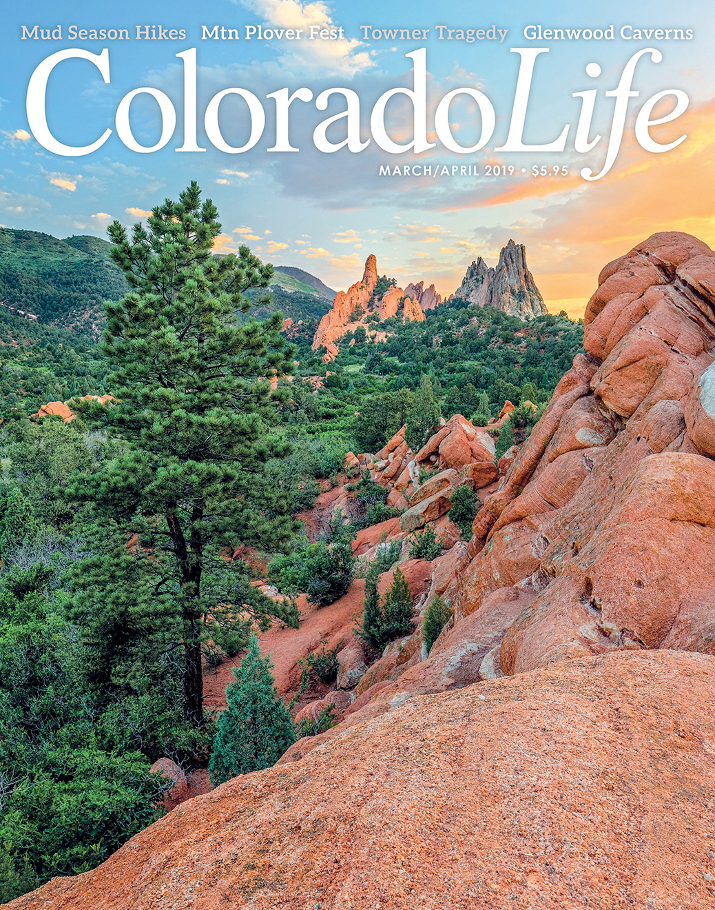 Colorado Life - March/April 2019 - Colorado Life Cover -  Picture